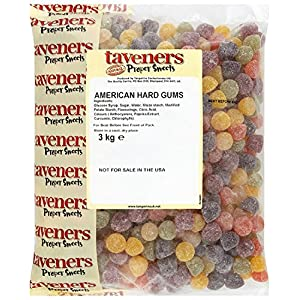 taveners american hard gums 3 kg Taveners American Hard Gums 3 Kg 61bI3PYXrOL