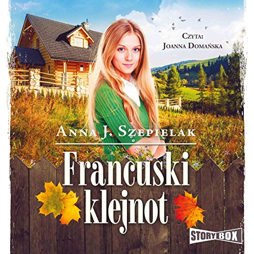 Francuski klejnot audiobook cover art