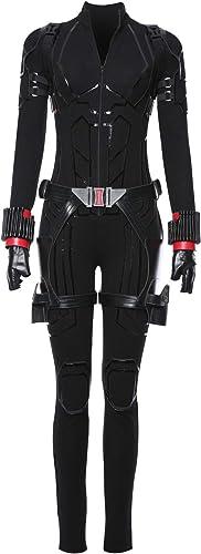 soporte minorista mayorista MingoTor Avengers 4 4 4   Endgame negro Widow Outfit Disfraz Traje de Cosplay Ropa personalización  deportes calientes