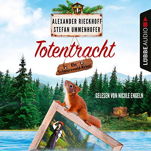 Totentracht audiobook cover art