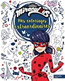Miraculous - Coloriages extraordinaires