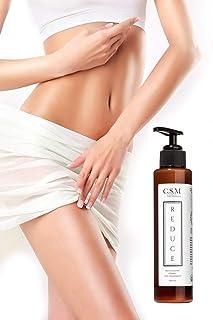 CSM Organic Cellulite Cream for Slimming, Firming, Tightening, Toning and Improving Circulation - Natural Cellulitis Treat...