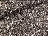 Tweed Camilla Salz und Pfeffer grau-bunt