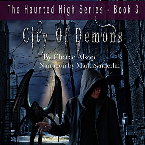 City of Demons audiobook cover art