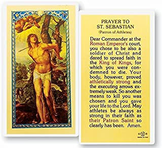 saint sebastian prayer