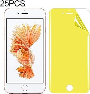 LIJINGFANG 25 PCS For iPhone 6s Plus Soft TPU Full Coverage Front Screen Protector