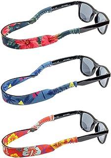 Kids Floating Neoprene Sunglass and Glasses Straps -...