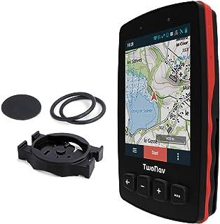 """TwoNav - GPS Trail 2 Bike - Vélo Cyclotourisme VTT / 4 Boutons en façade/Écran 3,7"""" / Autonomie 20 h/Mémoire 32 Go/Carte S..."""