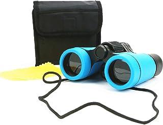 مجموعه دوربین دوچشمی Scotamalone Kid Shock Proof اثبات - تماشای پرنده - یادگیری آموزشی - شکار - پیاده روی - هدایای تولد-هدایا برای کودکان (رنگ 2)