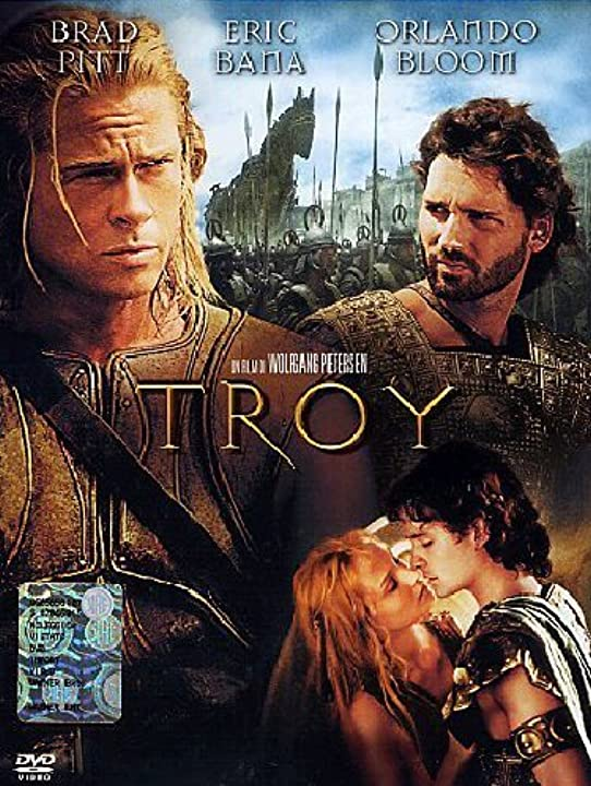 Film dvd - troy - brad pitt B0041KY678