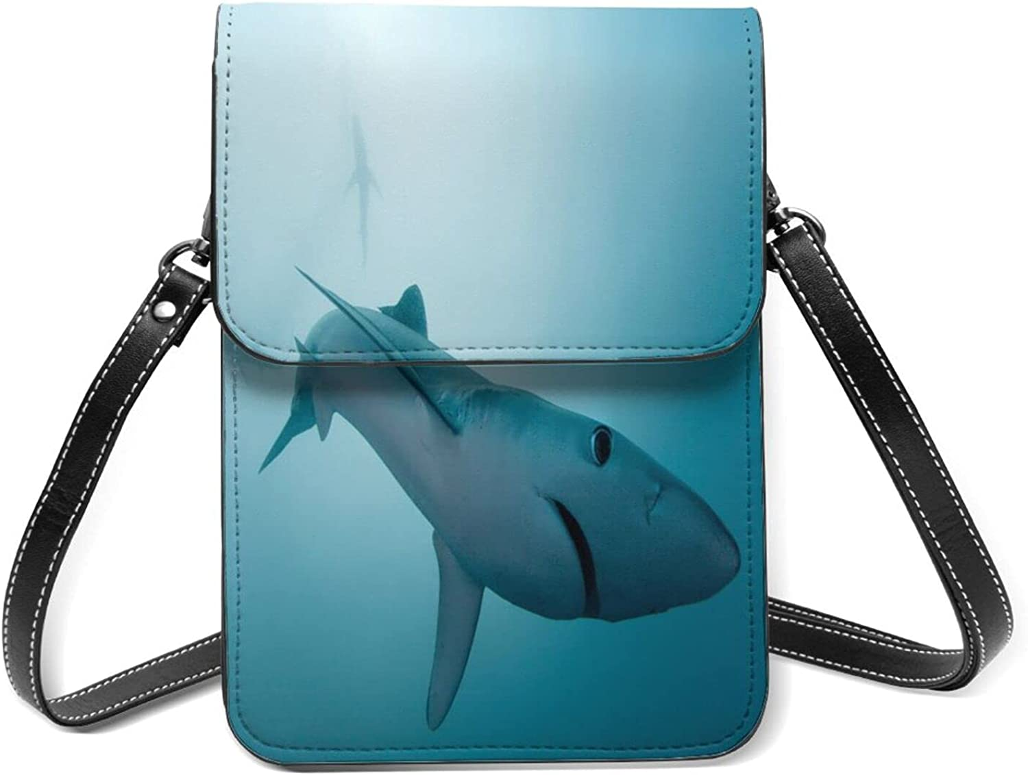 Underwater Sharks Small Cell Outlet sale feature Phone With Flip Purse Lightweight S Columbus Mall