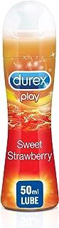 Durex Play Sweet Strawberry Lube - 50ml Gel