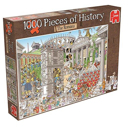 Jumbo - Puzzle Los Romanos, 1000 Piezas (619203)