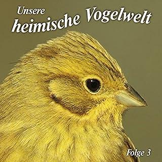 Gesänge und Rufe heimischer Vogelarten (Unsere heimische Vogelwelt 3) Titelbild