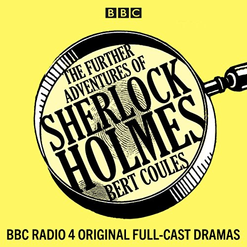 『The Further Adventures of Sherlock Holmes』のカバーアート
