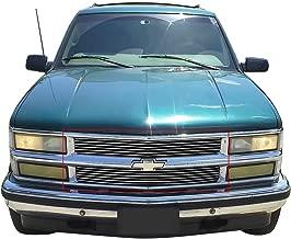 Fits 94-99 Chevy C/K Pickup/Suburban/Tahoe Billet Grille