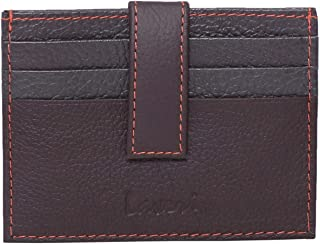Laveri Card and Bill Holder Wallet for Unisex - Leather