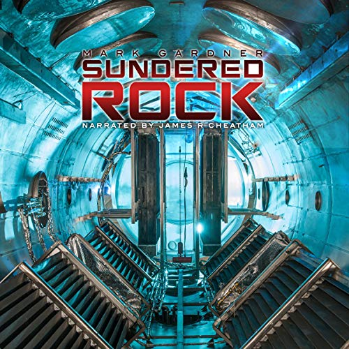 Sundered Rock audiobook cover art