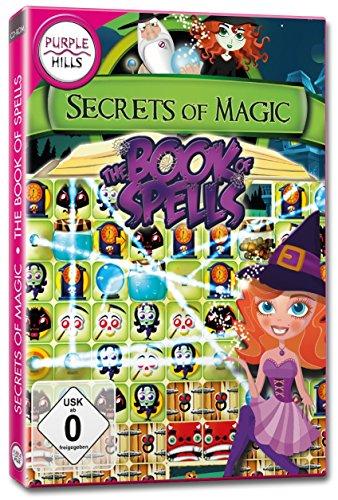 Secrets Of Magic Book Spells Pc Dvd