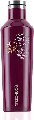 SPICE OF LIFE 水筒 ステンレスボトル CANTEEN CORKCICLE HANABI 保冷 保温 真空断熱 メルロー 470ml 16oz 2016GM-HANABI
