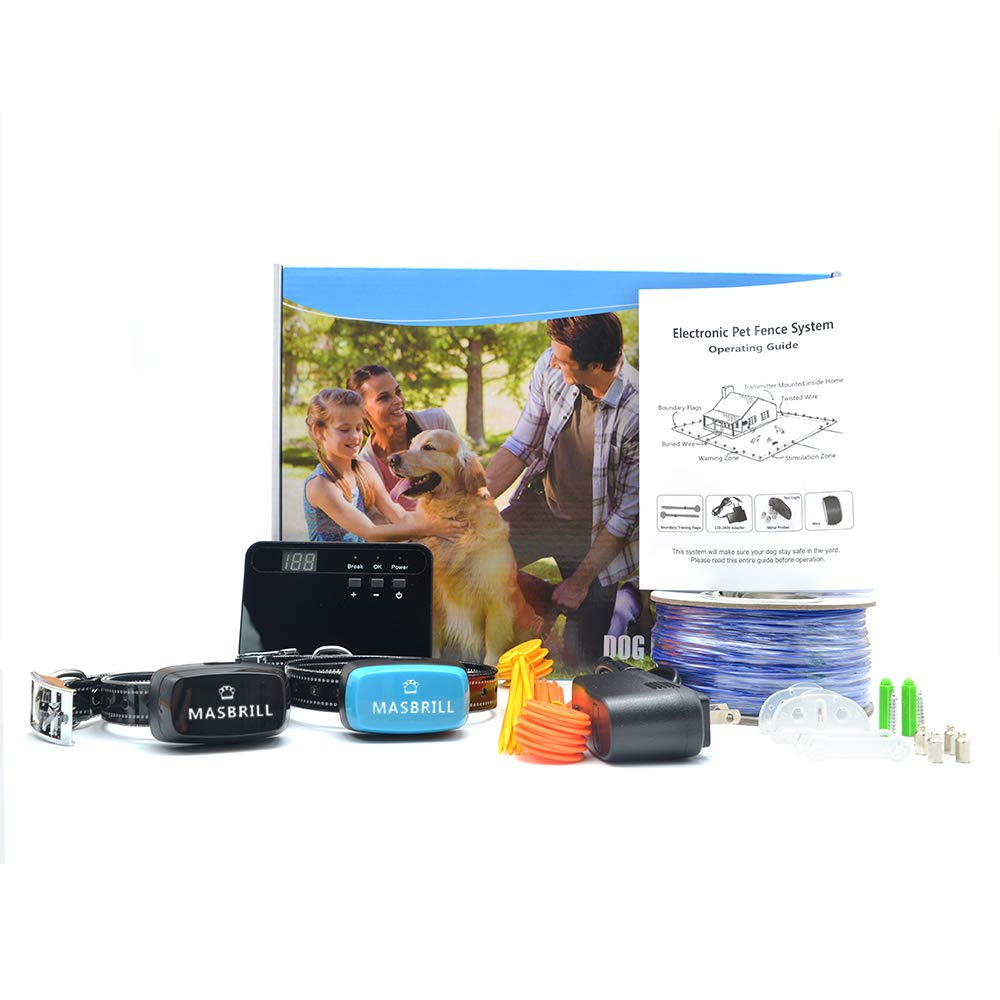 MASBRILL Underground Rechargeable Waterproof Available