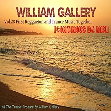 Vol.28 First Reggaeton and Trance Music Together (Continous Dj Mix)