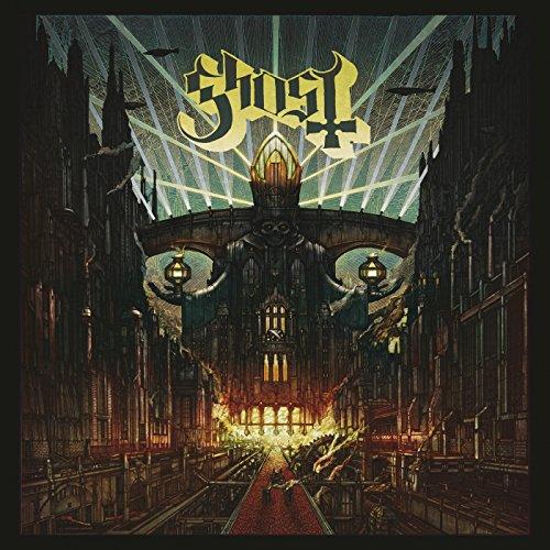 Ghost: Meliora + Popestar EP (Deluxe Edt.) (Audio CD (Deluxe Edition))