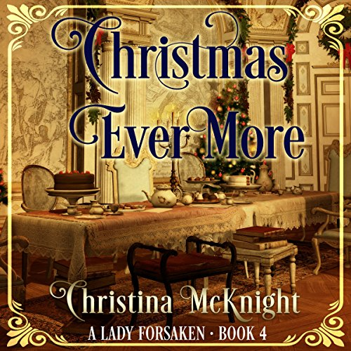 Christmas Ever More audiobook cover art