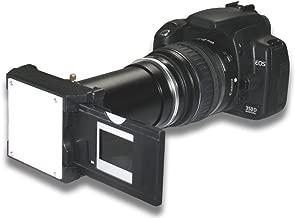 Polaroid HD Slide Duplicator With Macro Lens Capabilty For The Canon Digital EOS Rebel SL1 (100D), T5i (700D), T5 (1200D), T4i (650D), T3 (1100D), T3i (600D), T1i (500D), T2i (550D), XSI (450D), XS (1000D), XTI (400D), XT (350D), 1D C, 70D, 60D, 60Da, 50D, 40D, 30D, 20D, 10D, 5D, 1D X, 1D, 5D Mark 2, 5D Mark 3, 7D, 6D, EOS M Digital SLR Cameras