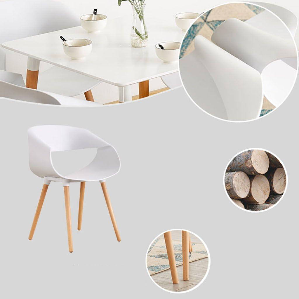 Président WGZ- Fauteuil en Plastique Minimaliste Moderne Simple (Color : A) C