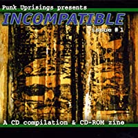 Incompatible #1:A CD compilation and CD-Rom zine