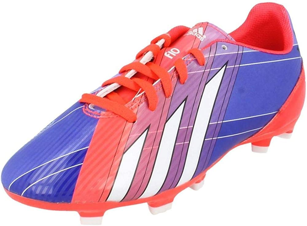 adidas Kid's F10 Firm Ground Soccer Shoes Messi