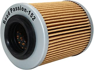 Road Passion High Performance Oil Filter for Bombardier Outlander Max 400 HO 403 2004-2005 Outlander Max 400 HO XT 400 2004-2006