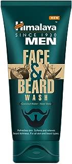 Himalaya Men Face and Beard Wash, 40ml