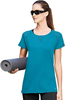 Champion Women's Seamless Mesh Tee