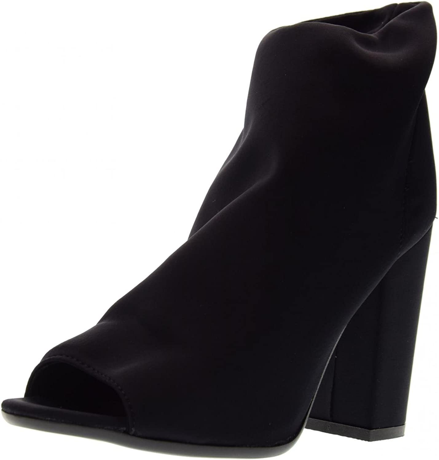 OVYE Women's shoes Ankle Boot DL-MARC20 Black