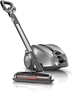 Hoover Quiet Performance Bagged Canister Vacuum, SH30050 Corded