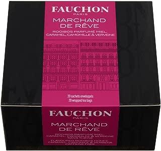 FAUCHON TEA PARIS - Sandman Rooibos / Marchand de Rêve Tea - 20 Tea Bags