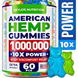 KEYLOR NUTRITION Premium Hemp Gummies