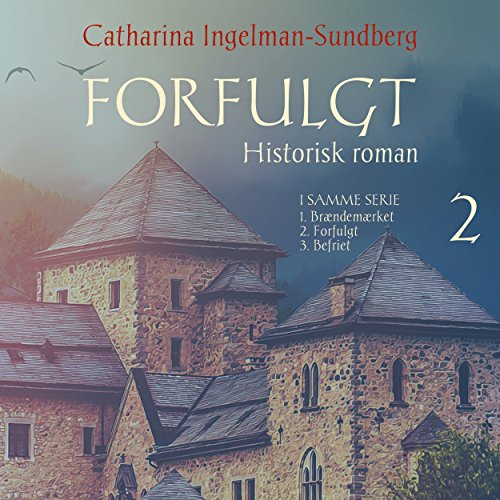 Forfulgt audiobook cover art