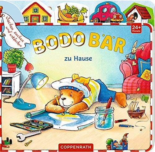Bodo Bär zu Hause