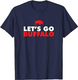 lets go buffalo shirt