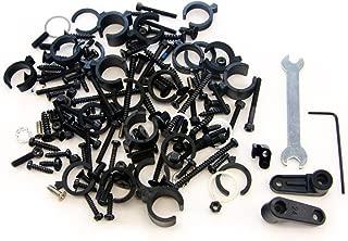 HPI Trophy Truggy Flux Screw & Tool KIT Nuts Wrench Hex 1/8 107018 Servo Arm