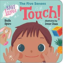 Baby Loves the Five Senses: Touch! (Baby Loves Science)