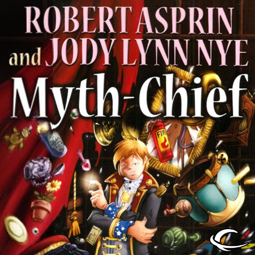 Myth-Chief audiobook cover art