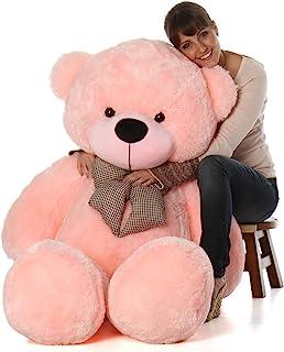 HUG 'n' FEEL SOFT TOYS 3 feet teddy bear, soft toys, soft toys for girls, birthday gift for girls, boyfriend/ husband, wed...