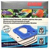 Eheim Set di Schiuma filtrazione + 4Cuscini di ouates per Aquariophilie