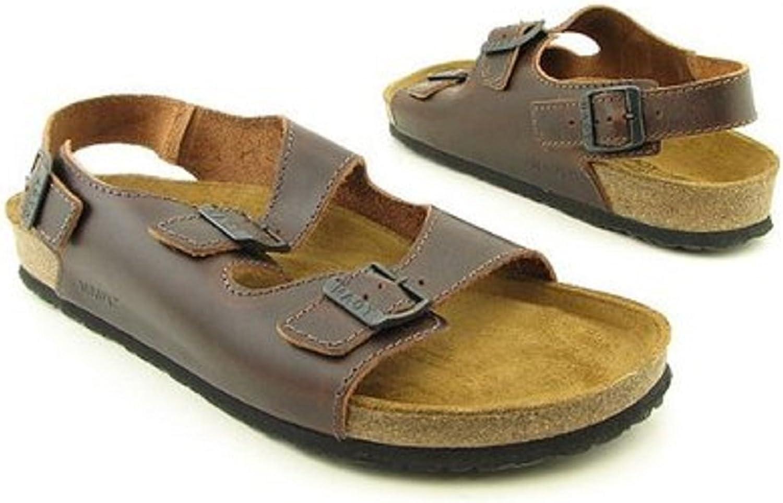 NAOT Big Sur Brown Sandals Slides shoes Mens Size 8 EUR 41
