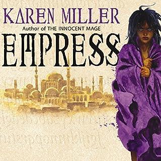 Empress audiobook cover art