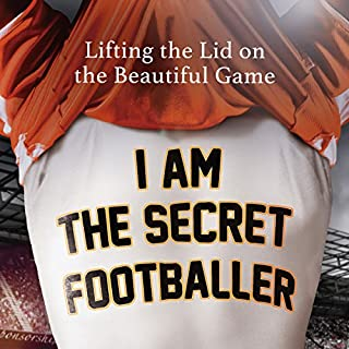 I Am The Secret Footballer cover art